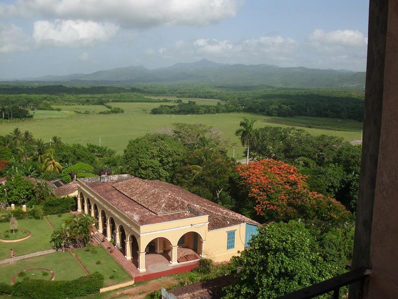 sancti spiritus, valle de los ingenios, trinidad, patrimonio de la humanidad