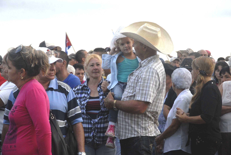 La CCS Nueva Cuba, en el municipio de Cabaiguán, resultó sede de las dos importantes efemérides. (Foto: Elizabeh Borrego/ Escambray)