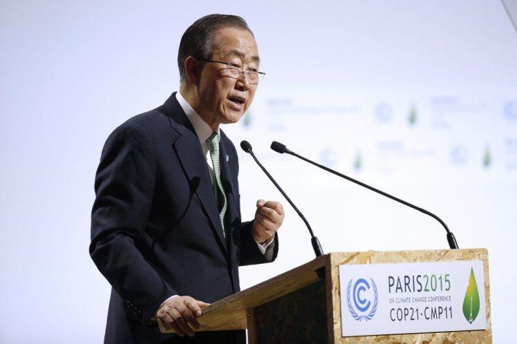 'Lo que una vez parecía impensable ahora resulta imparable', afirmó Ban Ki-moon. (Foto: PL)