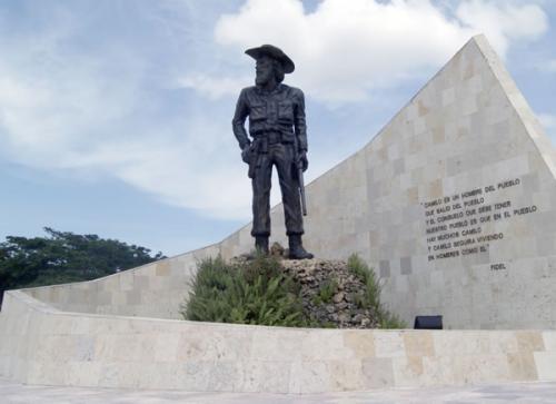 En Yaguajay, Camilo permanece vigilante.