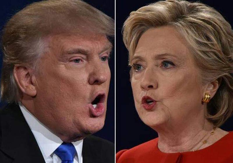 estados unidos, elecciones en estados unidos, donald trump, hillary clinton
