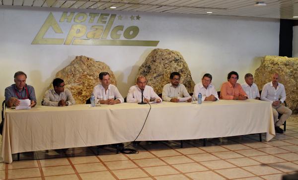 Representantes del Gobierno y de las FARC-EP determinaron mantener la vigencia del silencio de los fusiles. (Foto: ACN)