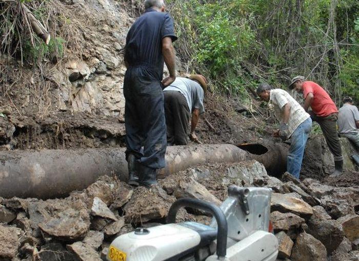 sancti spiritus, guantanamo, recursos hidraulicos, huracan matthew, maisi