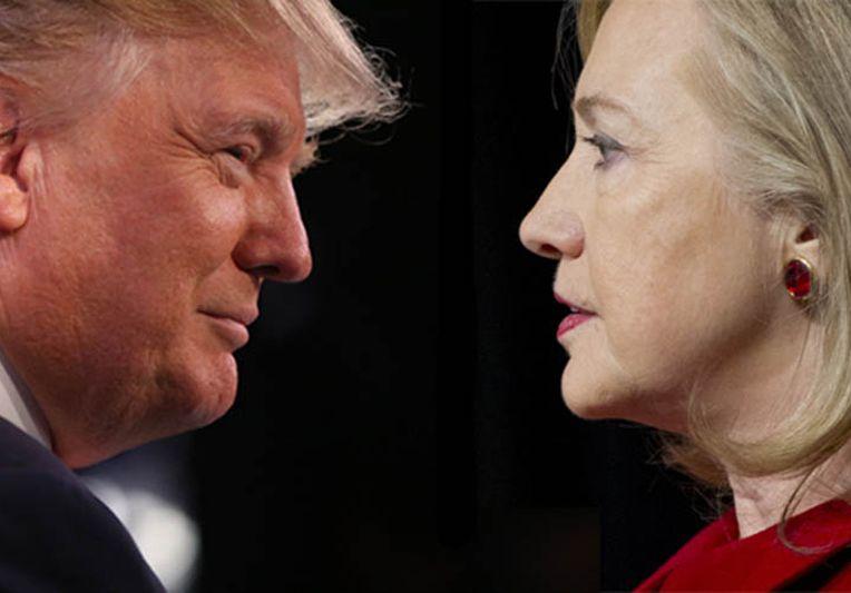 estados unidos, donald trump, hillary clinton, estados unidos en elecciones