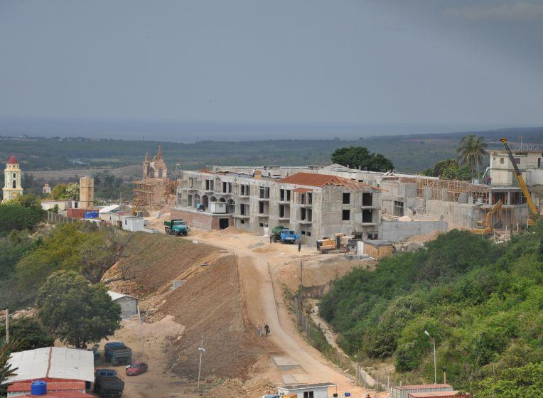 sancti spiritus, trinidad, turismo, hotel pansea, hotel palacio iznaga, inversiones