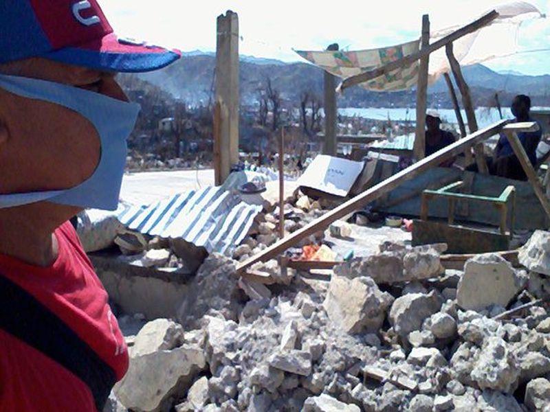 cuba, haiti, huracan matthew, contingente henry reeve