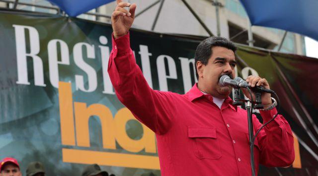 Tenemos que volver nuestra patria inexpugnable, aseguró Maduro. (Foto: AVN)