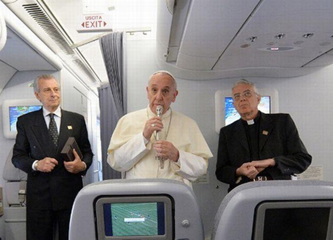 papa francisco, elecciones en estados unidos, clinton, trump, iglesia catolica