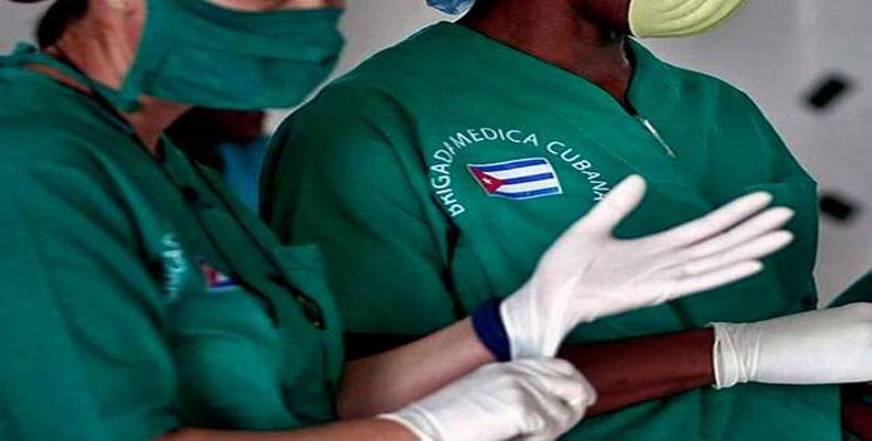 El destacamento lo conforman 38 profesionales con amplia experiencia higiénico-epidemiológica.