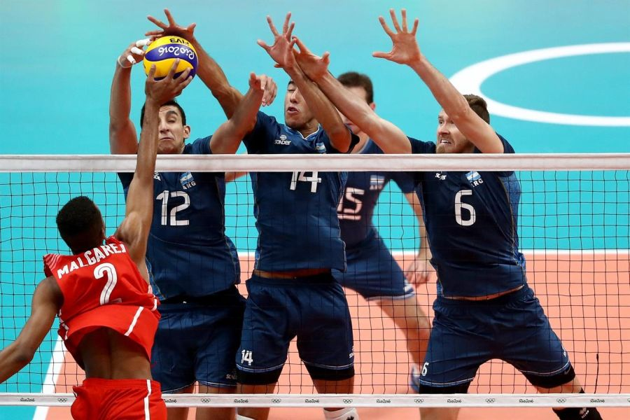 sancti spiritus, cuba, voleibol, liga griega de voleibol