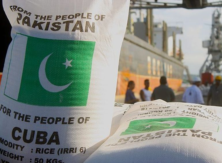 cuba, pakistan, arroz, huracan matthew