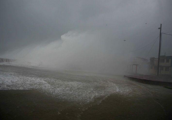 cuba, huracan matthew, defensa civil, baracoa, guantanamo
