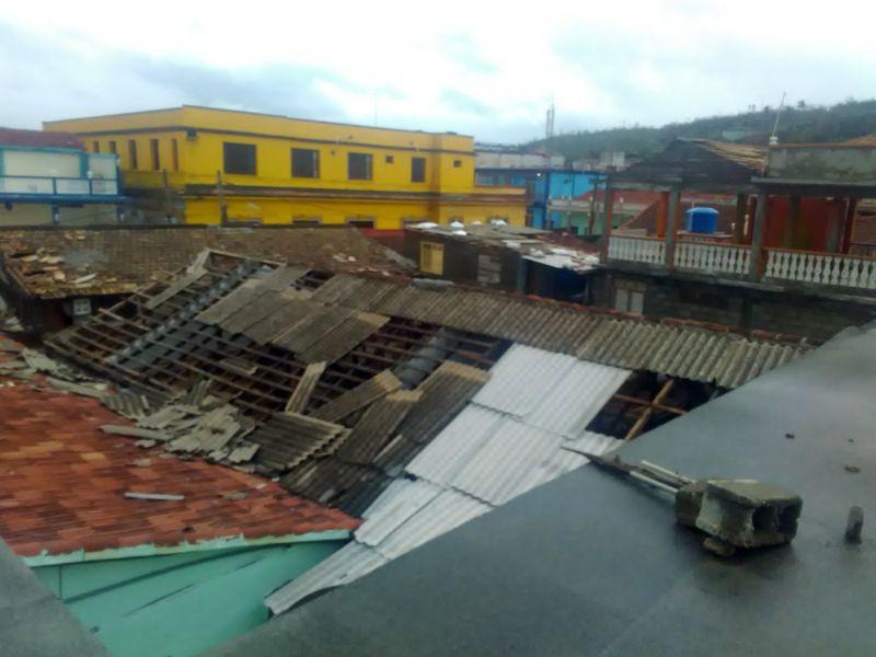 Cuba, huracán matthew, baracoa, defensa civil, oriente cubano
