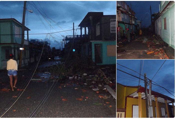 huracan matthew, guantanamo, baracao, defensa civil, meteorologia