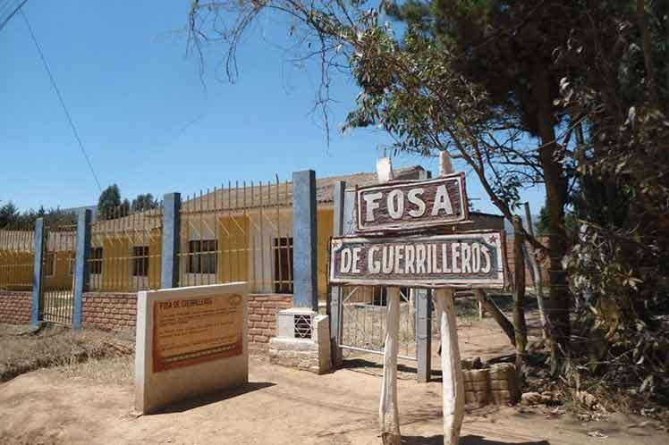 El centro está ubicado cerca del lugar donde encontraron en 1997 los restos de Guevara y de algunos de sus compañeros de lucha. (Foto: PL)