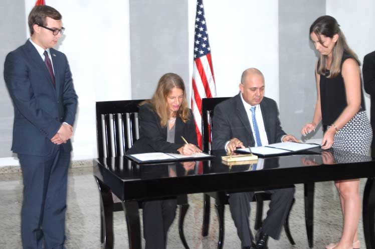 El instrumento tiene como fin la implementación de proyectos de colaboración y la organización de reuniones. (Foto: PL)