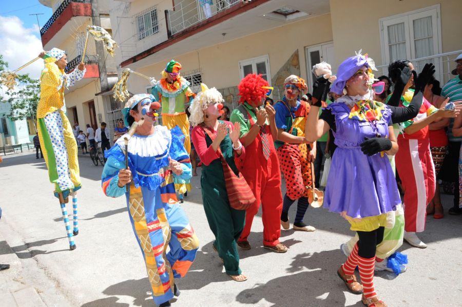 sancti spiritus, cultura, teatro garabato, garabato,  festival nacional de teatro