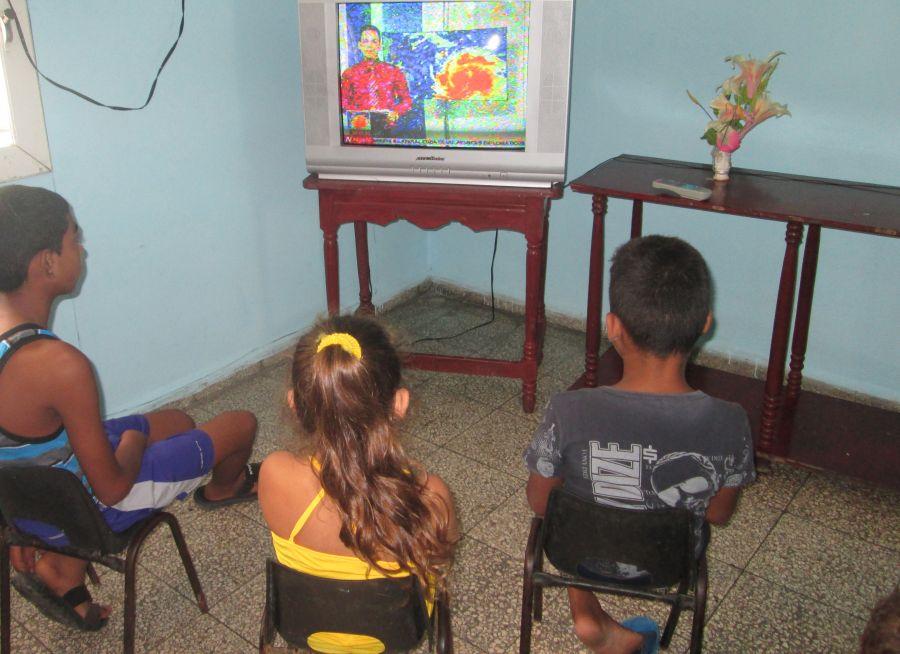 Los menores sin amparo familiar que residen en los dos hogares de la provincia disfrutan, además, de otras prestaciones sociales. (Foto: Vicente Brito / Escambray)