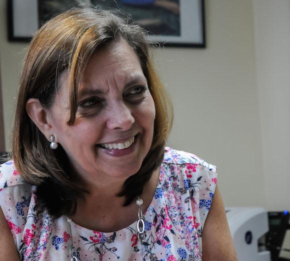 Josefina Vidal, directora general del Departamento de Estados Unidos de la Cancillería cubana. (Foto: ACN)