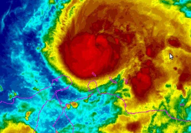 sancti spiritus, defensa civil, huracan matthew, meteorologia