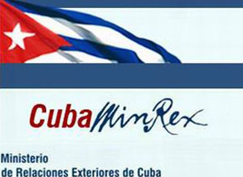 La Cancillería reiteró el firme compromiso de Cuba con la terminación del conflicto armado y la construcción de una paz estable y duradera en Colombia.