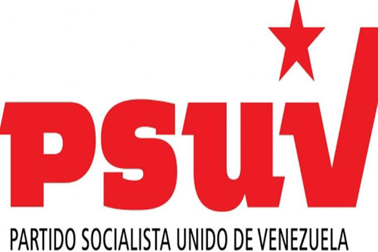 El despliegue del PSUV expondrá los intentos injerencistas de la Mesa de Unidad Democrática hacia la soberanía.