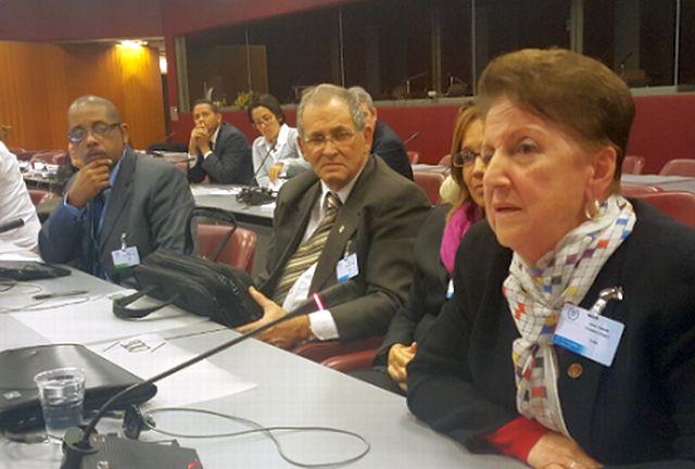 cuba, union interparlamentaria