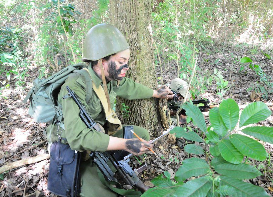 sancti spiritus, bastion 2016, ejercicio estrategico bastion 2016, dia nacionales de la defensa
