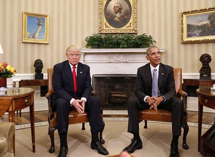 estados unidos, donald trump, barack obama, elecciones en estados unidos