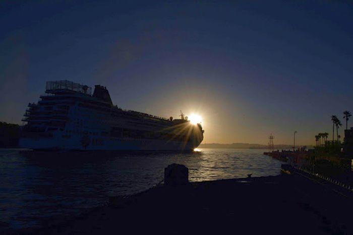 cuba, la habana, navios, crucero