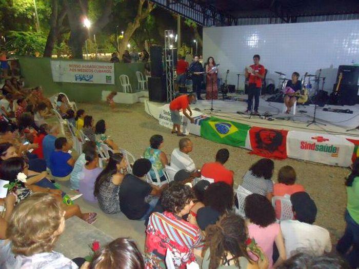 brasil, medicos cubanos, mas medicos