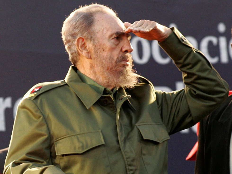 El líder de la Revolución falleció a los 90 años.