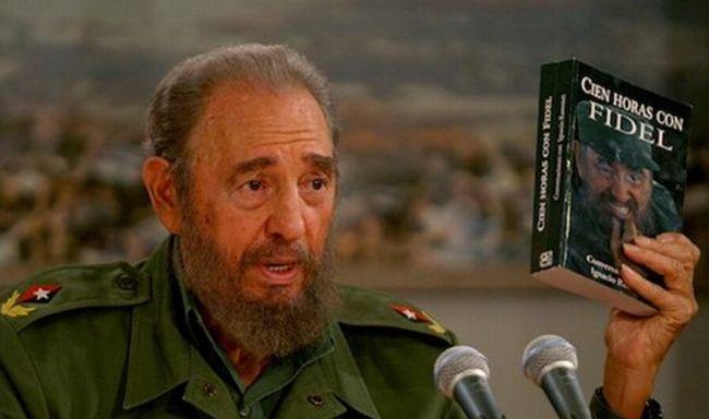 fidel castro, cuba, comandante en jefe, revolucion cubana, ignacio ramonet