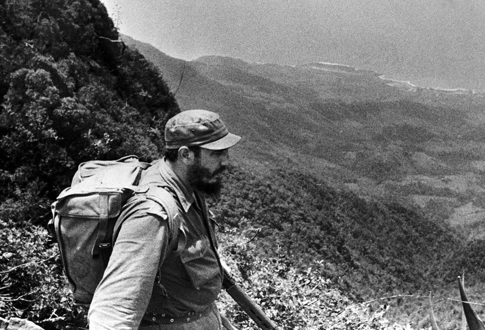 Jóvenes al encuentro con la Historia y el legado fidelista en montañas orientales