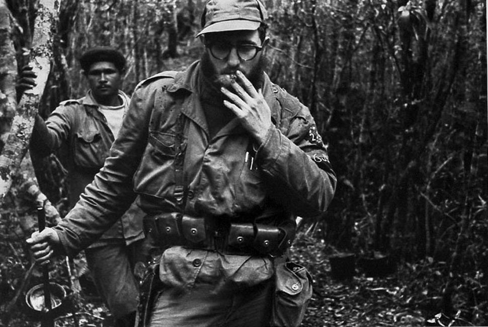 cuba, fidel castro, sierra maestra, comandante en jefe, revolucion cubana