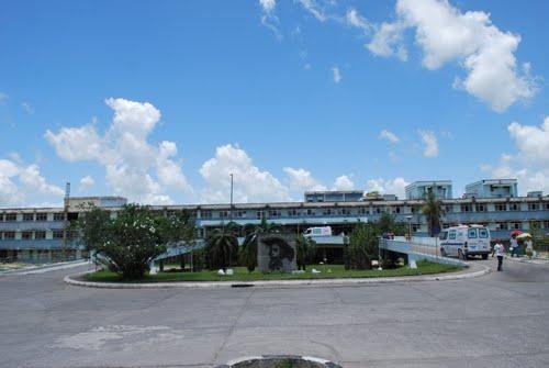 El Hospital General Camilo Cienfuegos, de Sancti Spíritus, acogió la Jornada científica.