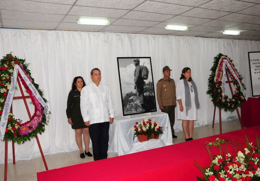 sancti spiritus, fidel castro, comandante en jefe fidel castro, revolucion cubana, tributo de sancti spiritus a fidel castro