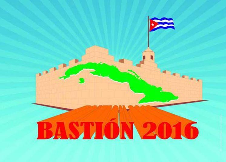 cuba, ejercicio estrategico bastion 2016, bastion 2016, defensa, dia nacional de la defenda, far