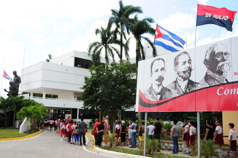 sancti spiritus, fidel castro, comandante en jefe, lider de la revolucion cubana, tributo a fidel castro en sancti spiritus