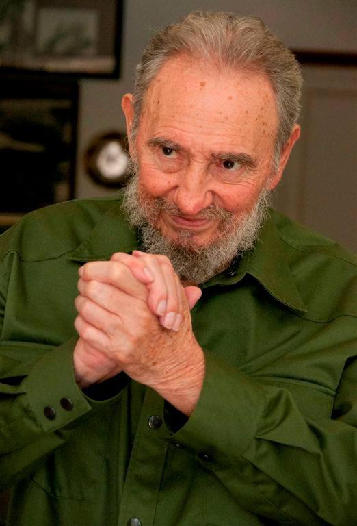 fidel castro, lider historico de la revolucion cubana, revolucion cubana, comandante en jefe