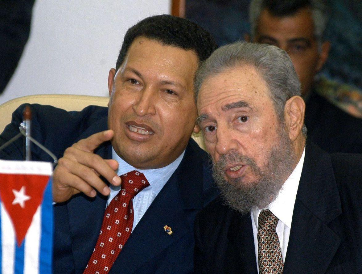 fidel castro, hugo chavez, comandante en jefe fidel castro, revolucion cubana