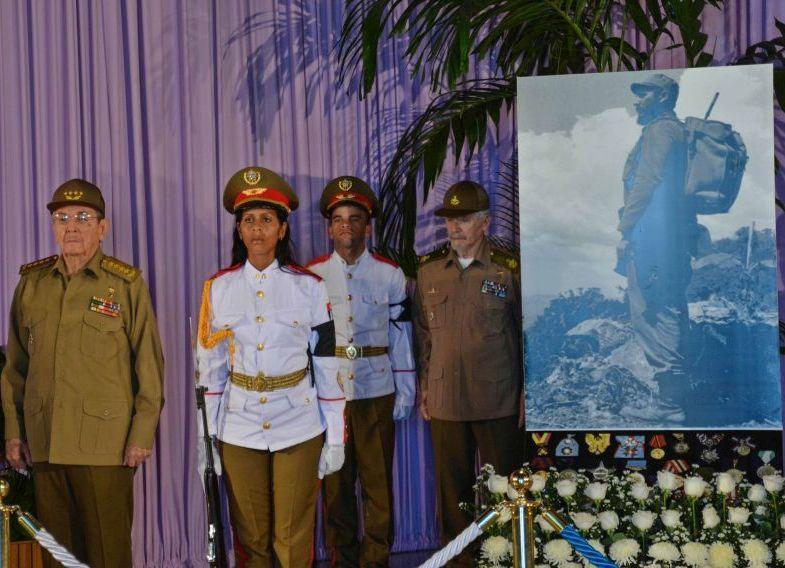 cuba, fidel castro, raul castro, memorial jose marti, comandante en jefe, lider historico de la revolucion cubana