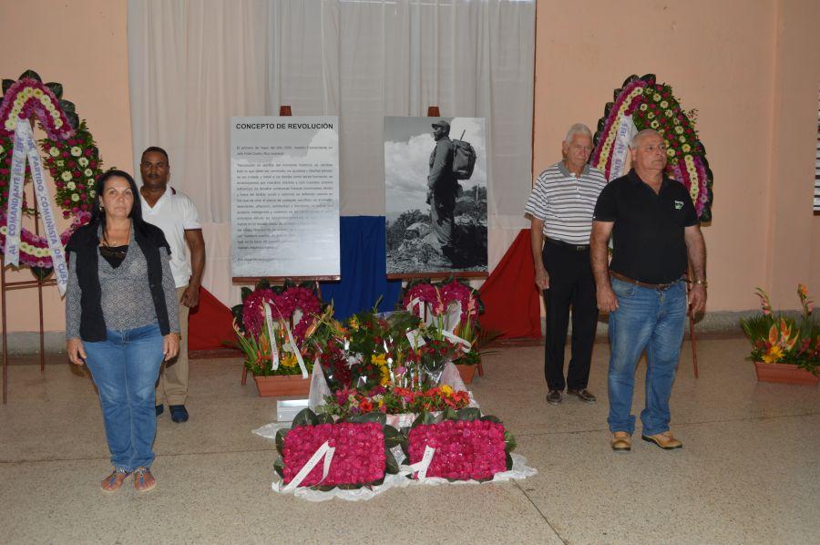 sancti spiritus, fidel castro, cabaiguan, comandante en jefe fidel castro, revolucion cubana