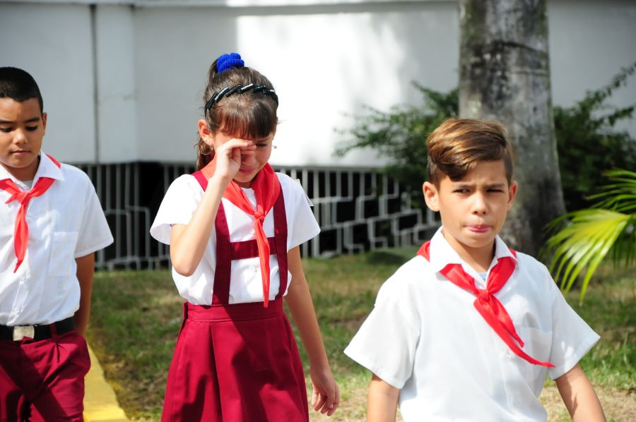 sancti spiritus, fidel castro, comandante en jefe fidel castro, revolucion cubana, pioneros cubanos