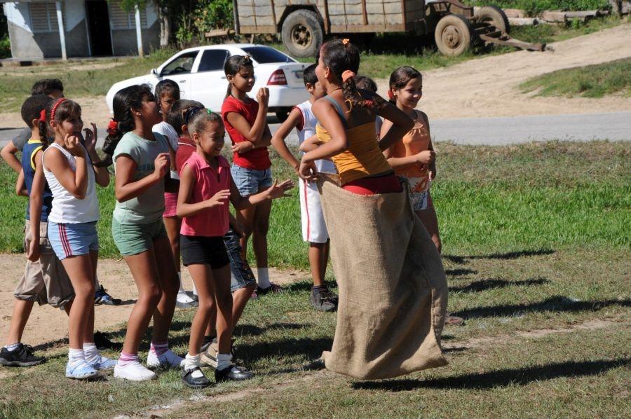 sancti spiritus, dia de la cultura fisica y el deporte