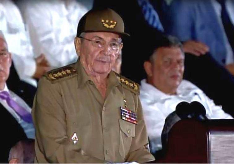 cuba, raul castro, fidel castro, plaza de la revolucion, comandante en jefe, revolucion cubana