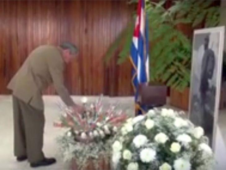 cuba, raul castro, fidel castro, comandante en jefe, lider historico de la revolucion cubana