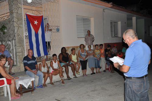 La rendición de cuentas es un momento clave de la democracia socialista que caracteriza el sistema de gobierno en Cuba.