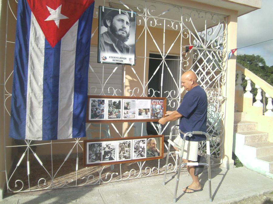 fidel castro, comandante en jefe, lider historico de la revolucion cubana, cuba