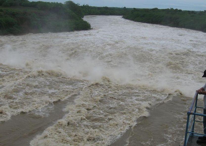 El Fortalecimiento de Alerta Temprana comenzó en la región central en septiembre de 2015 y beneficia a casi 40 mil personas que viven en áreas vulnerables de las cuencas de los ríos Agabama y Zaza.